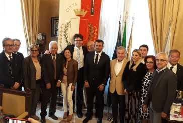 Vasto, firmato il gemellaggio con la città di Bari