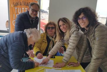 Raccolte centinaia di firme per l'emergenza cinghiali