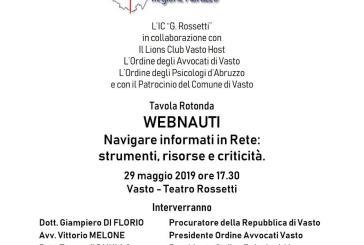 """""""Webnauti: navigare informati in rete. Strumenti, risorse e criticità"""""""