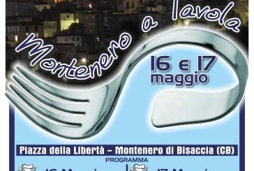 """Il 16 e il 17 maggio """"Montenero a tavola 2019"""""""