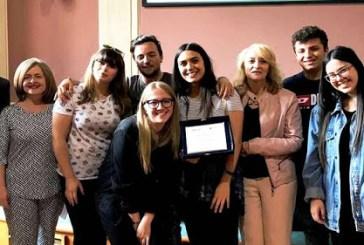 Concorso Nazionale Miur-Caritas, premiati gli alunni del Liceo Economico Sociale