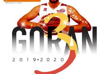 Goran Oluic e Vasto Basket ancora insieme
