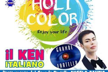 Torna a Vasto Marina l'Holi Color Festival, l'evento più colorato d'Italia