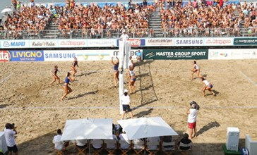 Lega Volley Summer Tour, le finali in onda sui canali Mediaset