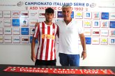Alessandro Zinni è un nuovo giocatore della Vastese