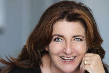 Francesca Reggiani a Vasto con il suo ultimo libro