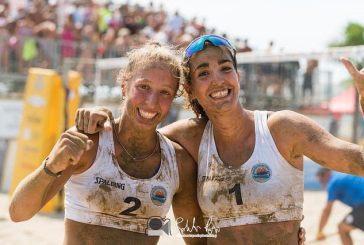 Claudia Scampoli, la stella vastese del beach volley