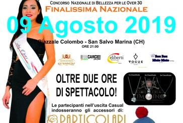 """Stasera la serata finale della quarta edizione del concorso nazionale """"Lady Over Italia"""""""