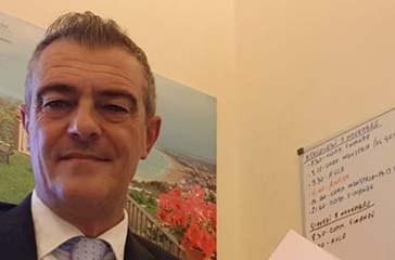 Il senatore vastese Gianluca Castaldi Sottosegretario ai Rapporti con il Parlamento
