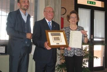 Al Prof. Luigi Medea la consegna del premio alla Carriera per alti meriti professionali