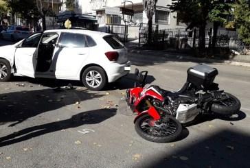 Scontro auto-moto in via Giulio Cesare, FdI: