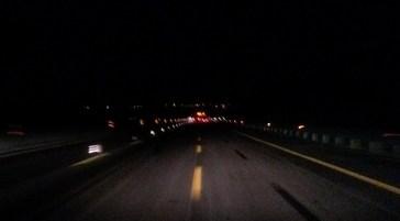 A14, chiusura notturna di Atri-Pescara nord
