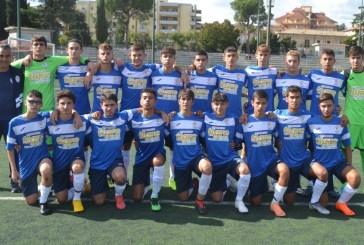 Allievi Regionali under 17, sconfitta di misura della Bacigalupo Vasto Marina contro il Lanciano