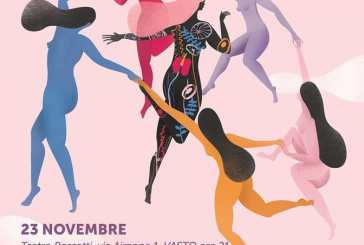 Per la Giornata internazionale per l'eliminazione della violenza contro le donne, lo spettacolo musicale