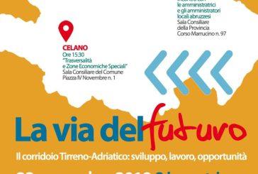 """""""La via del futuro"""", sabato in Abruzzo il Ministro Provenzano"""