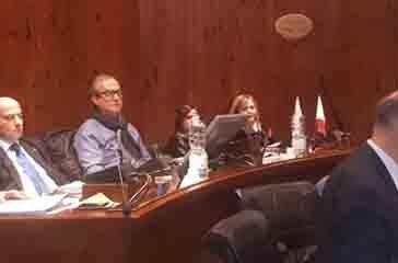 Vasto, non passa la mozione di sfiducia al Presidente del Consiglio Mauro Del Piano