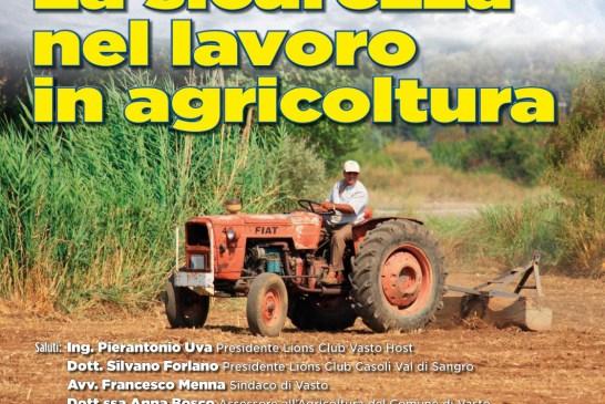 Convegno Sicurezza in Agricoltura