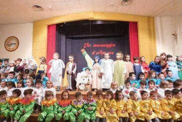 Il Natale nella Scuola Madonna dell'Asilo
