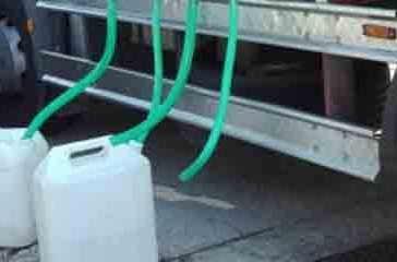 Continua la crisi idrica, chiusure fino al 6 gennaio