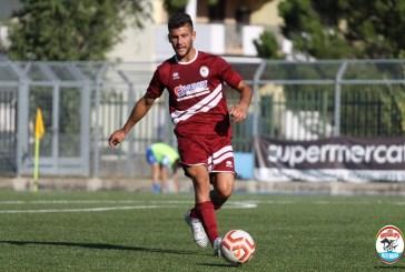 Bacigalupo Vasto Marina, Luciano Galiè non è più un calciatore biancazzurro