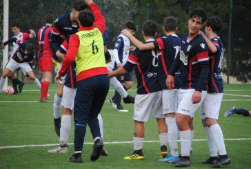 Calcio, la Vastese Juniores conquista un punto contro il Campobasso