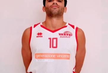 Fabio Lovatti non è più un giocatore della Vasto Basket