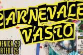 Due giorni di festa per il Carnevale a Vasto