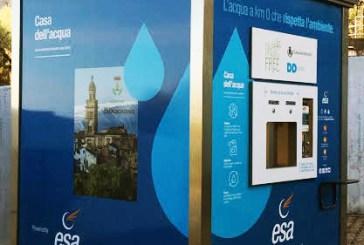 """Casalbordino inaugura la """"Casetta dell'acqua"""""""