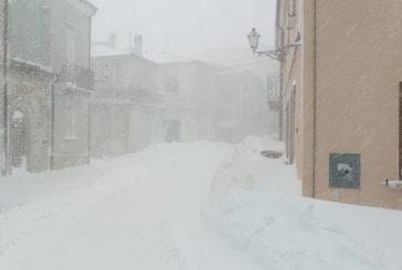 Emesso l'avviso condizioni meteorologiche avverse. Neve al di sopra dei 500 metri