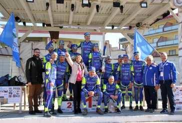 Manuel Fedele, Giovanni Cozzolino e Ciclopazzi: festa per tre al Trofeo Carnevale di San Salvo