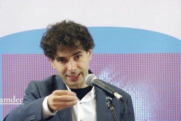 Il vastese Emanuele Felice responsabile del Dipartimento Economia del PD