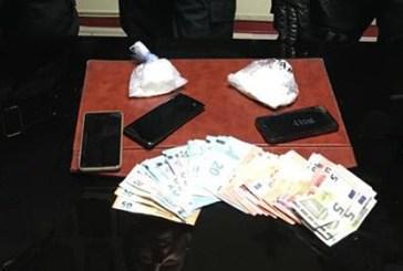 San Salvo, con oltre 200gr di cocaina arrestato 22enne albanese. Avrebbe