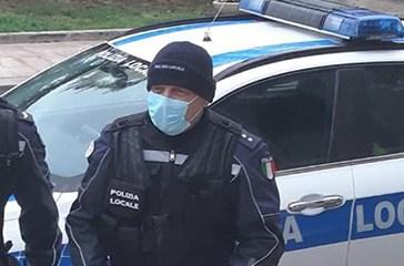 Vasto, Polizia locale con le telecamere sul petto