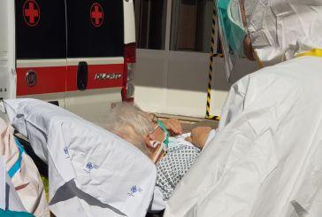 Trasferiti i primi pazienti al Covid Hospital di Atessa