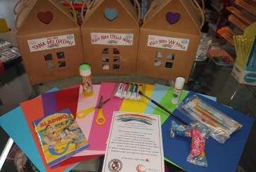A Vasto kit didattici per i bambini i degli asili nido comunali