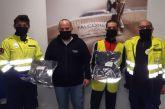 Il gruppo Calzedonia dona mascherine alla Protezione Civile Arcobaleno di San Salvo