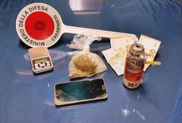 Vasto, un altro arresto per droga
