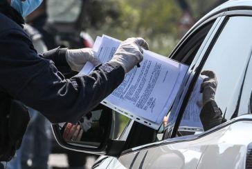 Con 59 attività chiuse e 110 persone denunciate continuano i controlli delle Forze dell'Ordine