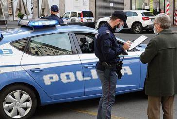 Controlli Covid-19, chiuse 24 attività e denunciate 107 persone per falsa dichiarazione o violazione della quarantena