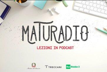 Scuola, al via Maturadio: 250 podcast a disposizione delle studentesse e degli studenti che sosterranno gli Esami