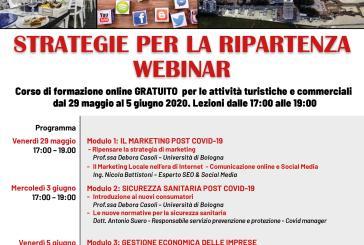 Oggi inizia il Corso gratuito online: Strategie per la ripartenza post Covid-19 del Lions Club San Salvo