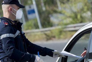 Controlli anti-covid, oltre 400 le persone sanzionate