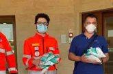 Covid-19, Opi e Cives Chieti donano Dpi agli infermieri delle strutture private