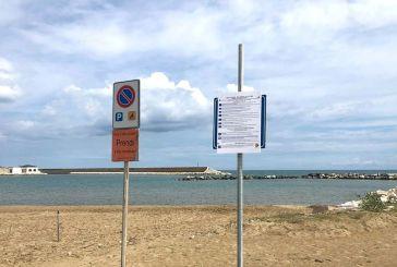 Spiagge libere di Montenero, revocato il divieto di balneazione