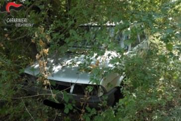Scoperti veicoli abbandonati, sanzionati i proprietari