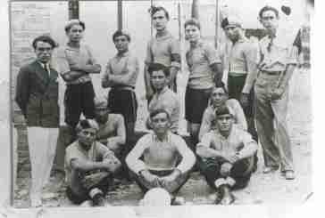90 anni fa la prima squadra di calcio a San Salvo