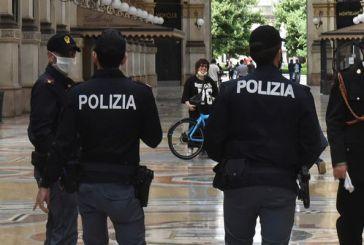 Controlli anti-Covid, in Italia controllate oltre 65mila persone e 14mila attività