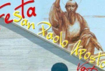 Vasto, la Festa di San Paolo fra passato e futuro