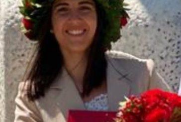 Tanti auguri alla neo Dottoressa Serena Di Chiacchio