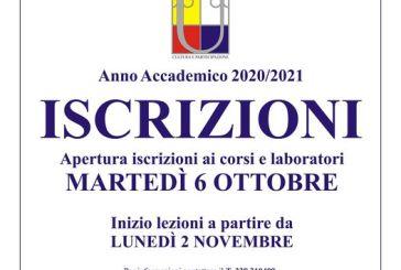 Università Tre Età Cupello, dal 6 ottobre al via le iscrizioni ai corsi